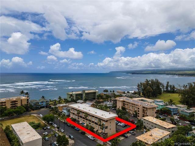 68-024 Apuhihi Street 306W, Waialua, HI 96791 (MLS #202112183) :: Team Lally