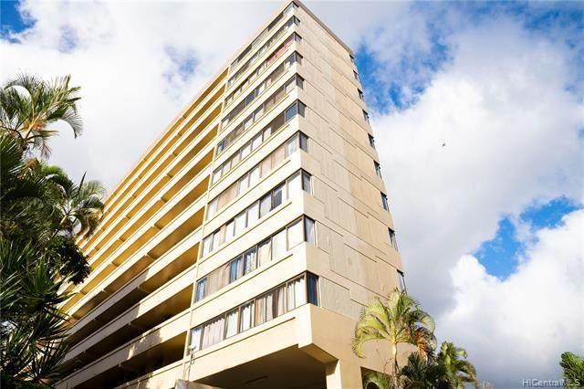 1040 Kinau Street #407, Honolulu, HI 96814 (MLS #202112189) :: Barnes Hawaii