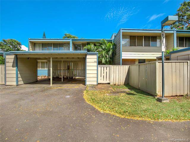 94-531C Anania Court, Mililani, HI 96789 (MLS #202112197) :: Barnes Hawaii