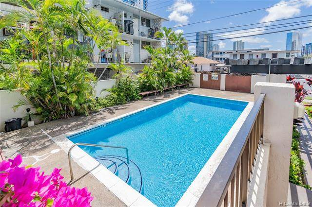 725 Piikoi Street #504, Honolulu, HI 96814 (MLS #202112200) :: Barnes Hawaii
