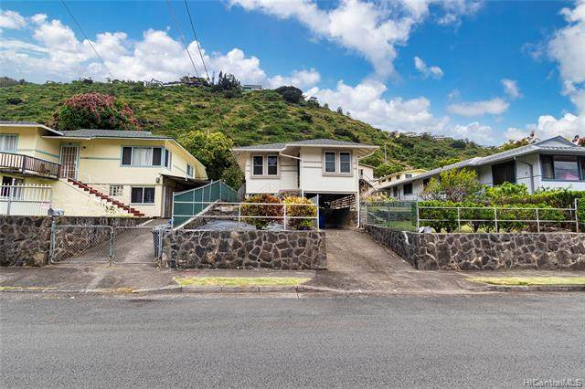 1955 9th Avenue, Honolulu, HI 96816 (MLS #202112203) :: Keller Williams Honolulu
