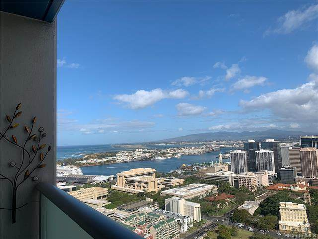 801 South Street #4506, Honolulu, HI 96813 (MLS #202112217) :: Keller Williams Honolulu