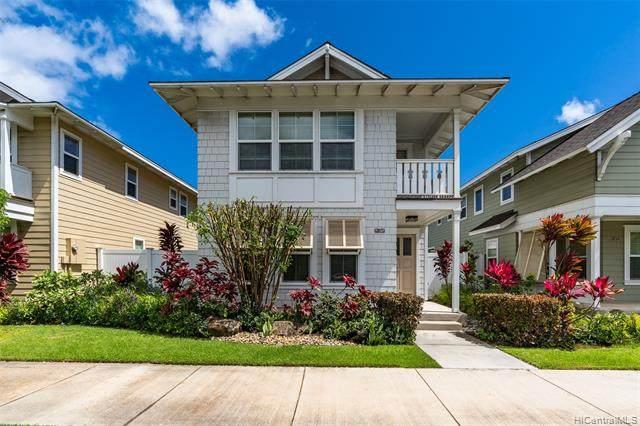 91-1369 Kaileolea Drive, Ewa Beach, HI 96706 (MLS #202112222) :: Island Life Homes