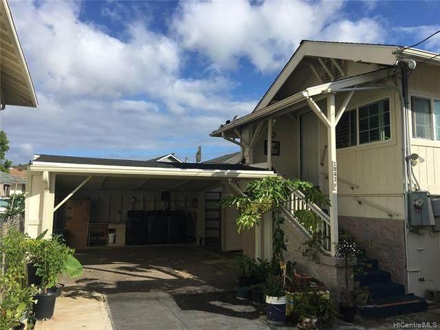 1843 Liliha Street F, Honolulu, HI 96817 (MLS #202112225) :: Barnes Hawaii