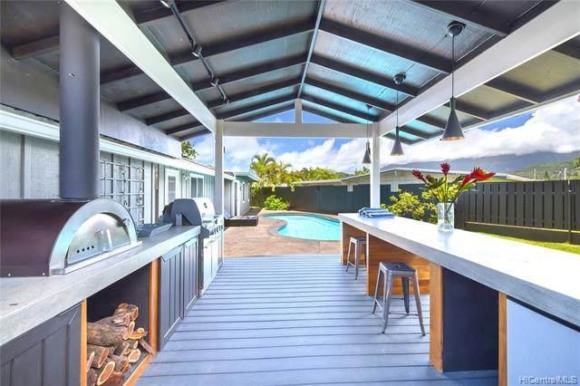 1127 Lauloa Street, Kailua, HI 96734 (MLS #202112263) :: Compass