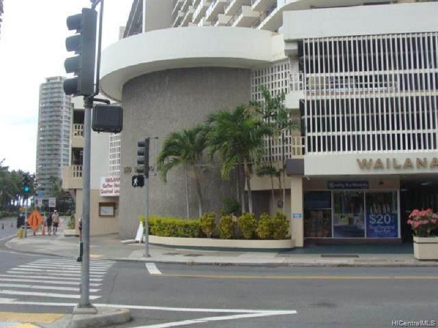 1860 Ala Moana Boulevard 902 B, Honolulu, HI 96815 (MLS #202112275) :: LUVA Real Estate