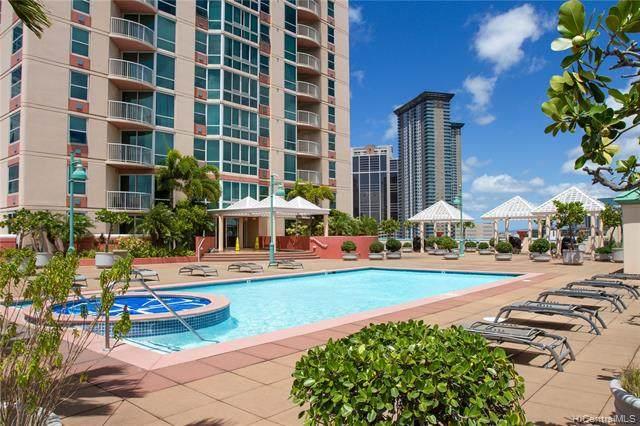 801 S King Street #2907, Honolulu, HI 96813 (MLS #202112318) :: Keller Williams Honolulu