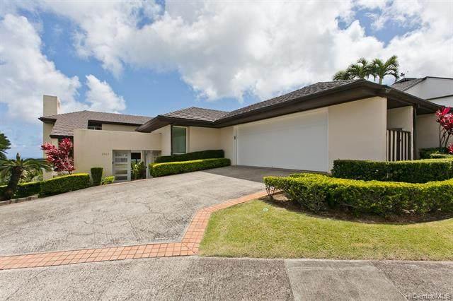2063 Omea Place, Honolulu, HI 96821 (MLS #202112322) :: Keller Williams Honolulu
