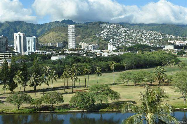 445 Seaside Avenue #901, Honolulu, HI 96815 (MLS #202112346) :: Keller Williams Honolulu