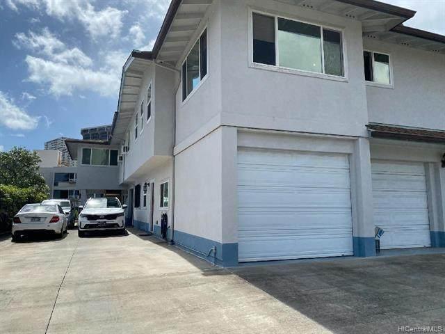1674 Lewalani Drive, Honolulu, HI 96822 (MLS #202112365) :: Team Lally
