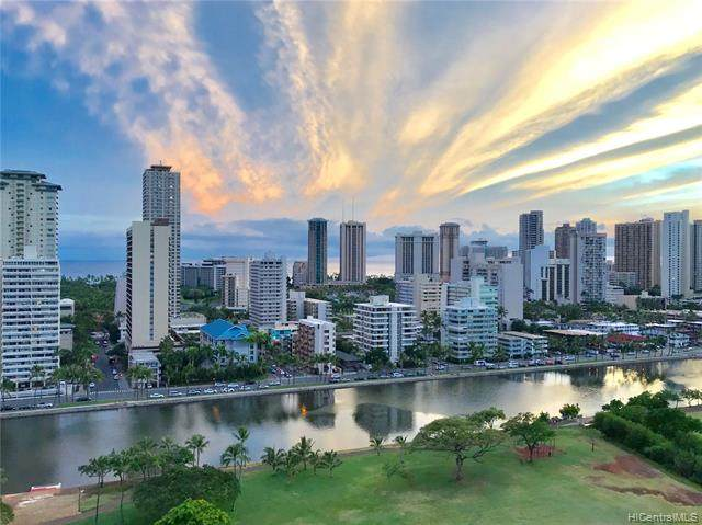 500 University Avenue #2007, Honolulu, HI 96826 (MLS #202112371) :: Island Life Homes