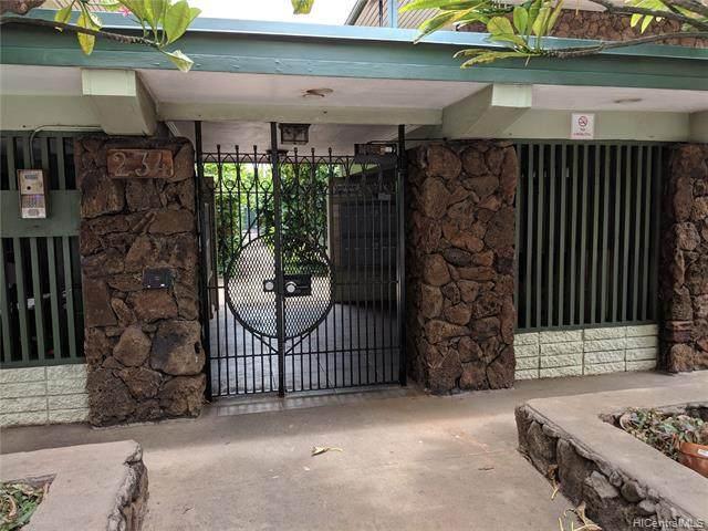 234 Ohua Avenue #214, Honolulu, HI 96815 (MLS #202112390) :: Keller Williams Honolulu