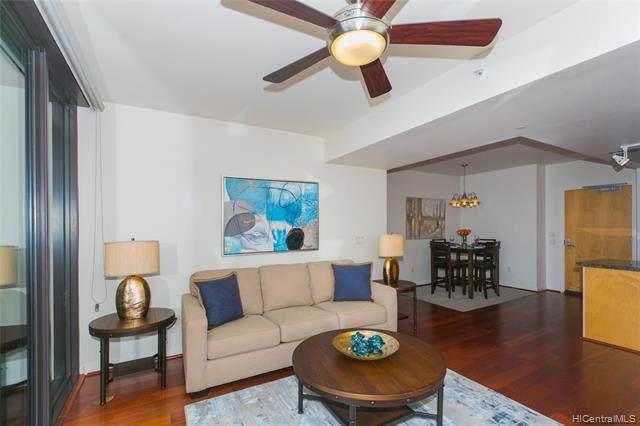 600 Queen Street #2902, Honolulu, HI 96813 (MLS #202112405) :: LUVA Real Estate