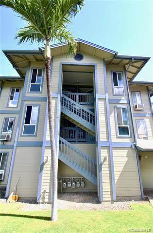 91-253 Hanapouli Circle 19D, Ewa Beach, HI 96706 (MLS #202112415) :: Team Lally