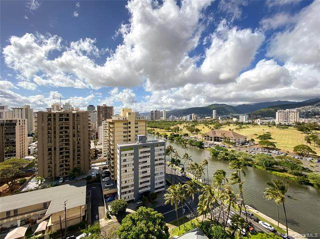 300 Wai Nani Way #1716, Honolulu, HI 96815 (MLS #202112444) :: LUVA Real Estate