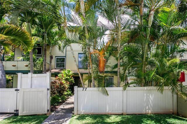 92-1288 Kikaha Street #77, Kapolei, HI 96707 (MLS #202112499) :: Island Life Homes