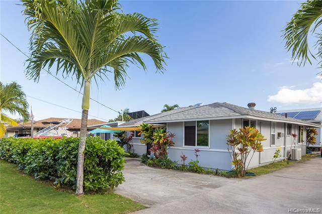 433 Kaimake Loop A, Kailua, HI 96734 (MLS #202112529) :: Corcoran Pacific Properties