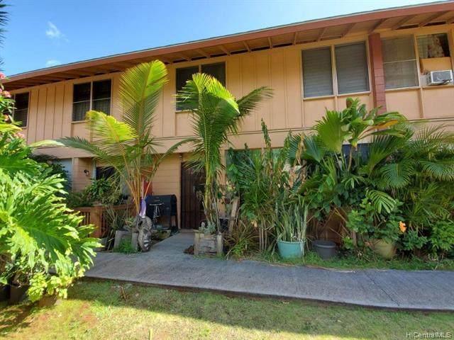 1269 Kipaipai Street 31F, Pearl City, HI 96782 (MLS #202112546) :: Island Life Homes