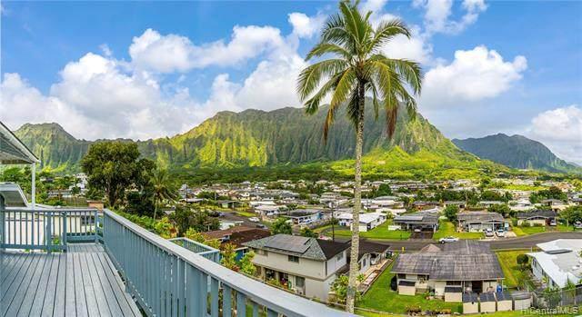 45-551 Awapapa Place, Kaneohe, HI 96744 (MLS #202112552) :: Hawai'i Life