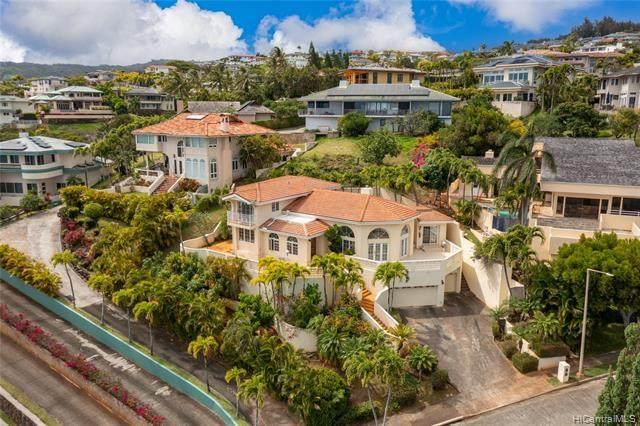 705 Kahiau Loop, Honolulu, HI 96821 (MLS #202112557) :: Corcoran Pacific Properties
