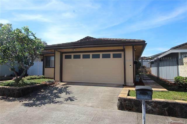 94-1493 Okupu Street, Waipahu, HI 96797 (MLS #202112558) :: Compass