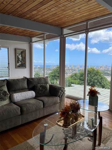 1462 Pule Place, Honolulu, HI 96816 (MLS #202112573) :: Corcoran Pacific Properties
