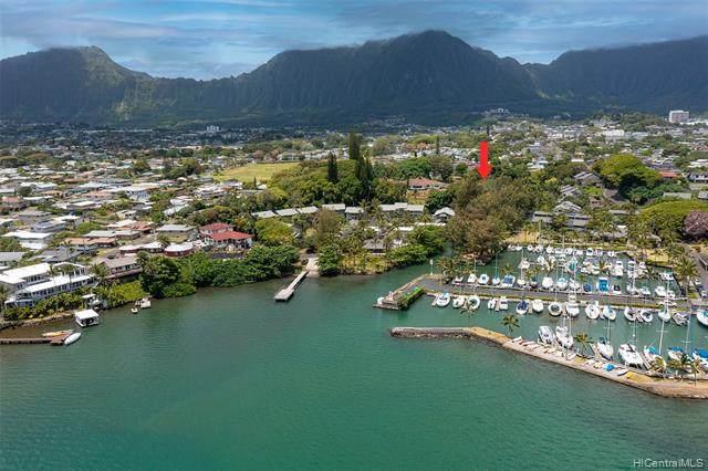 45-180 Mahalani Place #39, Kaneohe, HI 96744 (MLS #202112574) :: Compass