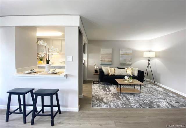 727 Lukepane Avenue #303, Honolulu, HI 96816 (MLS #202112626) :: Corcoran Pacific Properties