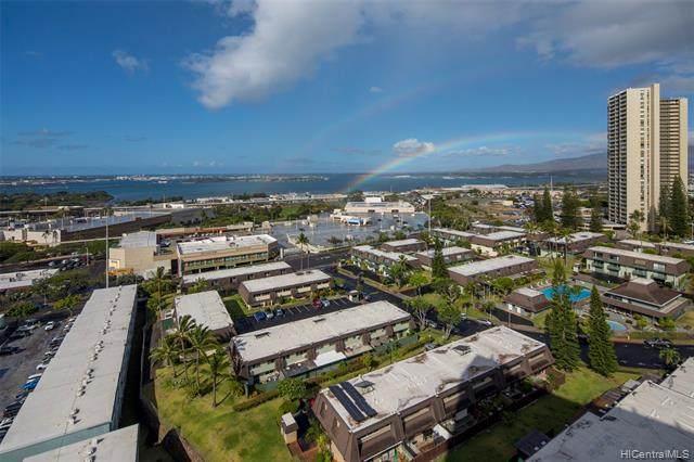 98-1038 Moanalua Road 7-1901, Aiea, HI 96701 (MLS #202112675) :: Compass
