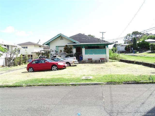 2645 Pamoa Road, Honolulu, HI 96822 (MLS #202112719) :: Weaver Hawaii | Keller Williams Honolulu
