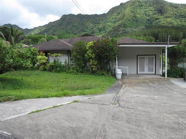58 Niniko Place, Honolulu, HI 96817 (MLS #202112727) :: Compass