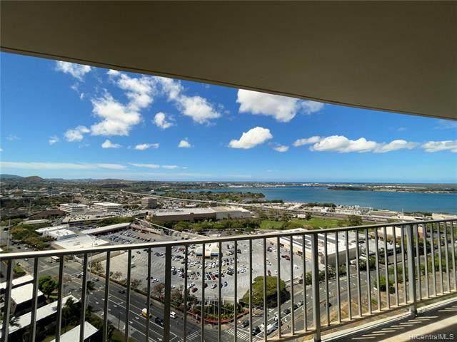 98-099 Uao Place #2603, Aiea, HI 96701 (MLS #202112730) :: Weaver Hawaii   Keller Williams Honolulu