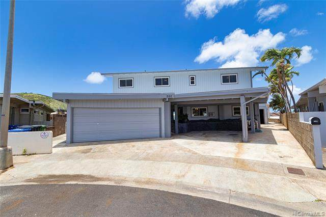 280 Kauhako Place, Honolulu, HI 96825 (MLS #202112754) :: Compass