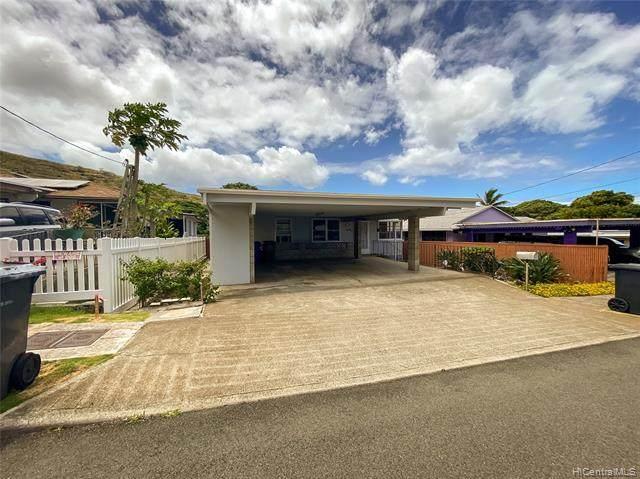 1351 Makaikoa Street, Honolulu, HI 96821 (MLS #202112783) :: LUVA Real Estate