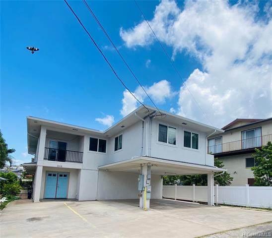 1348 17th Avenue, Honolulu, HI 96816 (MLS #202112794) :: Compass