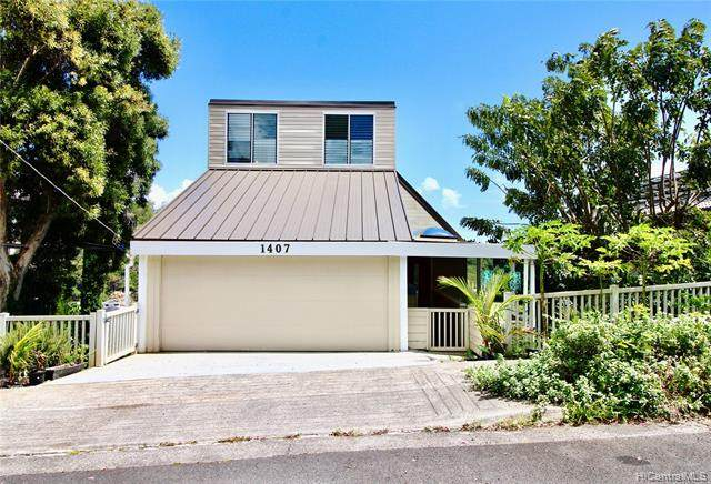 1407 Ala Iolani Street, Honolulu, HI 96819 (MLS #202112801) :: Corcoran Pacific Properties