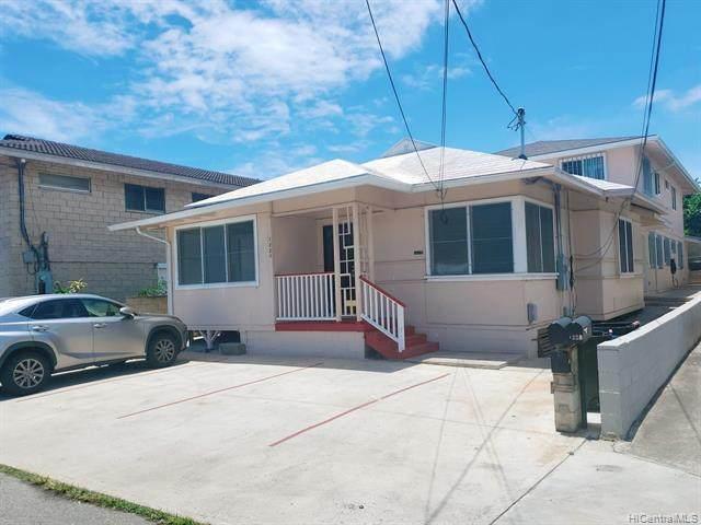 1220 Kaauwai Place, Honolulu, HI 96817 (MLS #202112808) :: Keller Williams Honolulu