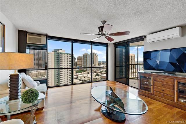 60 N Beretania Street #2001, Honolulu, HI 96817 (MLS #202112872) :: Compass