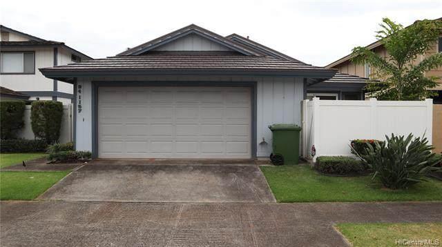94-1157 Nanilihilihi Street, Waipahu, HI 96797 (MLS #202112873) :: Compass
