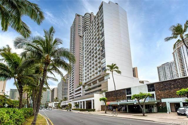 1920 Ala Moana Boulevard #2115, Honolulu, HI 96815 (MLS #202113015) :: Weaver Hawaii   Keller Williams Honolulu