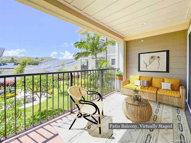 361 Kailua Road #8106, Kailua, HI 96734 (MLS #202113019) :: Team Lally