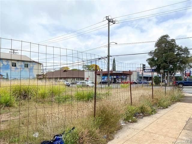 152 N Cane Street, Wahiawa, HI 96786 (MLS #202113020) :: Team Lally