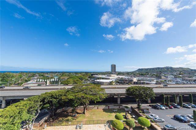 4300 Waialae Avenue A805, Honolulu, HI 96816 (MLS #202113021) :: LUVA Real Estate