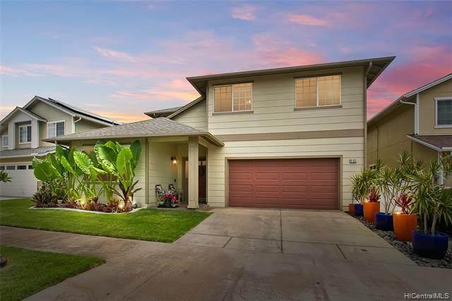 91-1021 Hoomalie Street, Ewa Beach, HI 96706 (MLS #202113031) :: Hawai'i Life