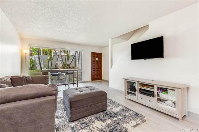 3182 Kuau Street #702, Kailua, HI 96734 (MLS #202113105) :: Team Lally