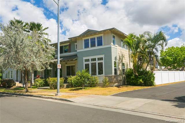 91-1010 Kaikoele Street, Ewa Beach, HI 96706 (MLS #202113117) :: Compass