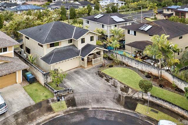 95-201 Polie Place, Mililani, HI 96789 (MLS #202113152) :: Corcoran Pacific Properties