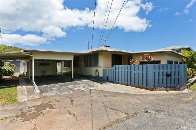 4492A Honokoa Place, Honolulu, HI 96821 (MLS #202113160) :: Compass