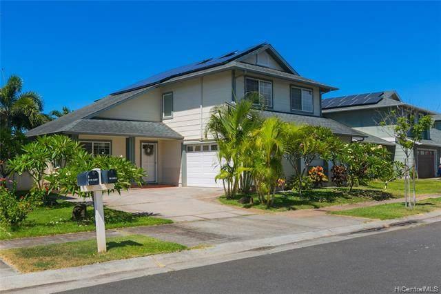 91-1083 Hookaahea Street, Ewa Beach, HI 96706 (MLS #202113197) :: Hawai'i Life