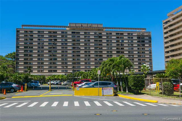 3215 Ala Ilima Street A907, Honolulu, HI 96818 (MLS #202113201) :: Team Lally